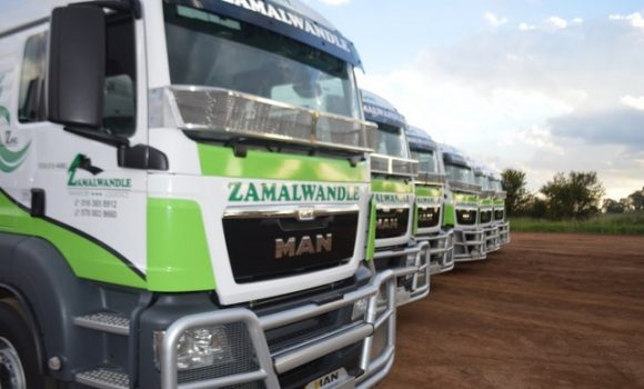 Zamalwandle Transport & Logistics 1