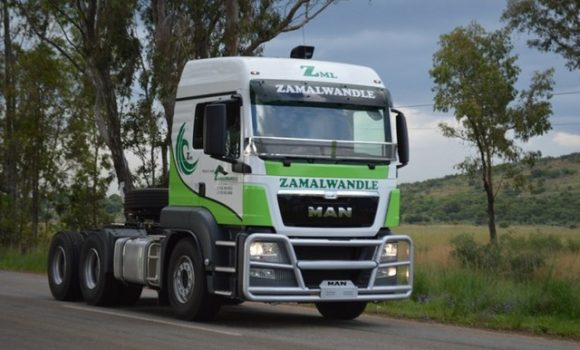 Zamalwandle Transport & Logistics 2